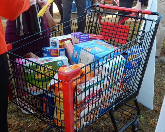 food-drive-items
